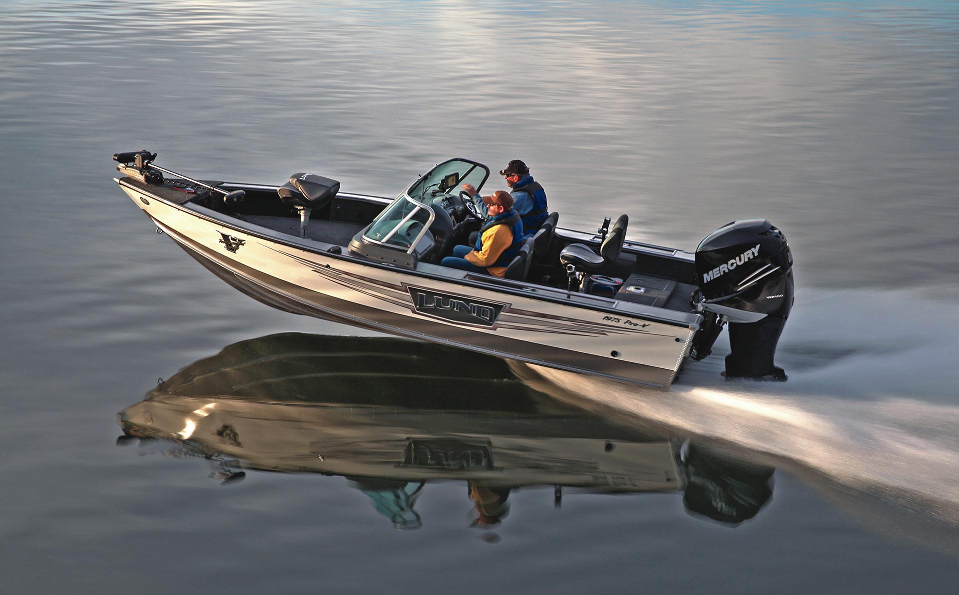 алюминиевые лодки из сша
