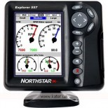 Морской GPS-навигатор Northstar Explorer 557
